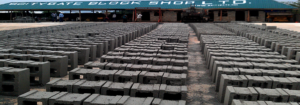 Scitygate Block Ind.We are the biggest Block producing Company in Africa